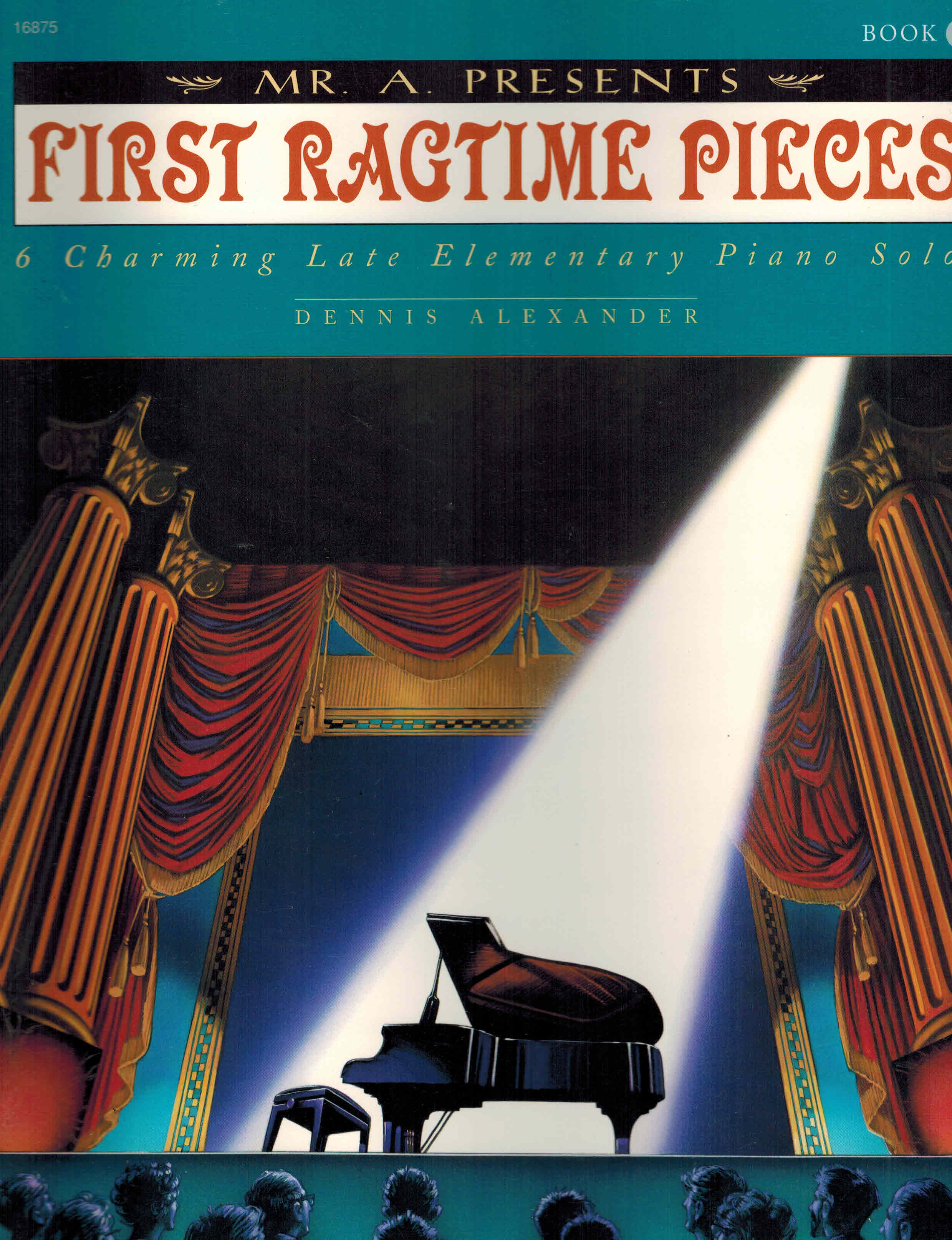 Image for Mr A Presents First Ragtime Pieces Book 1