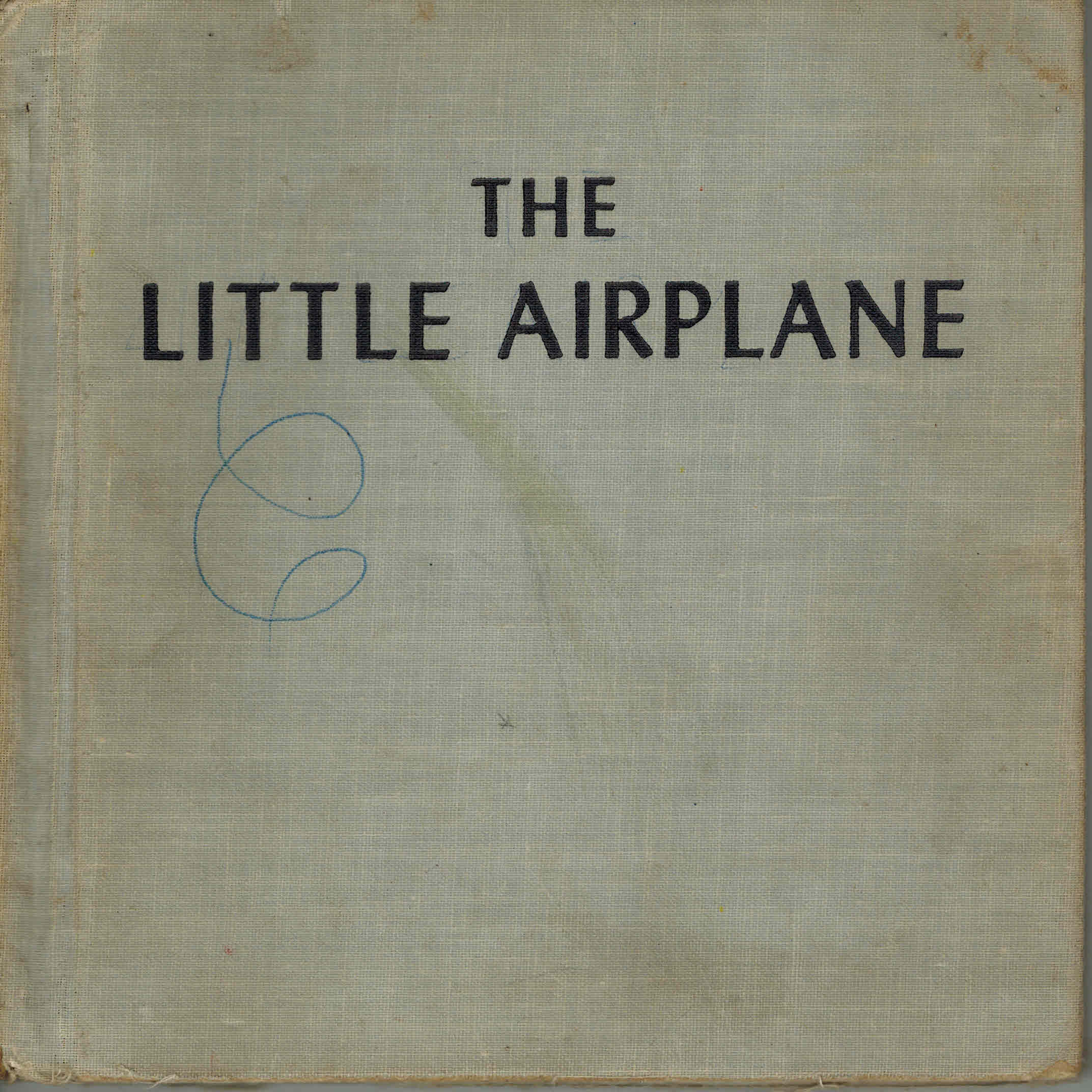 Image for The Little Airplane