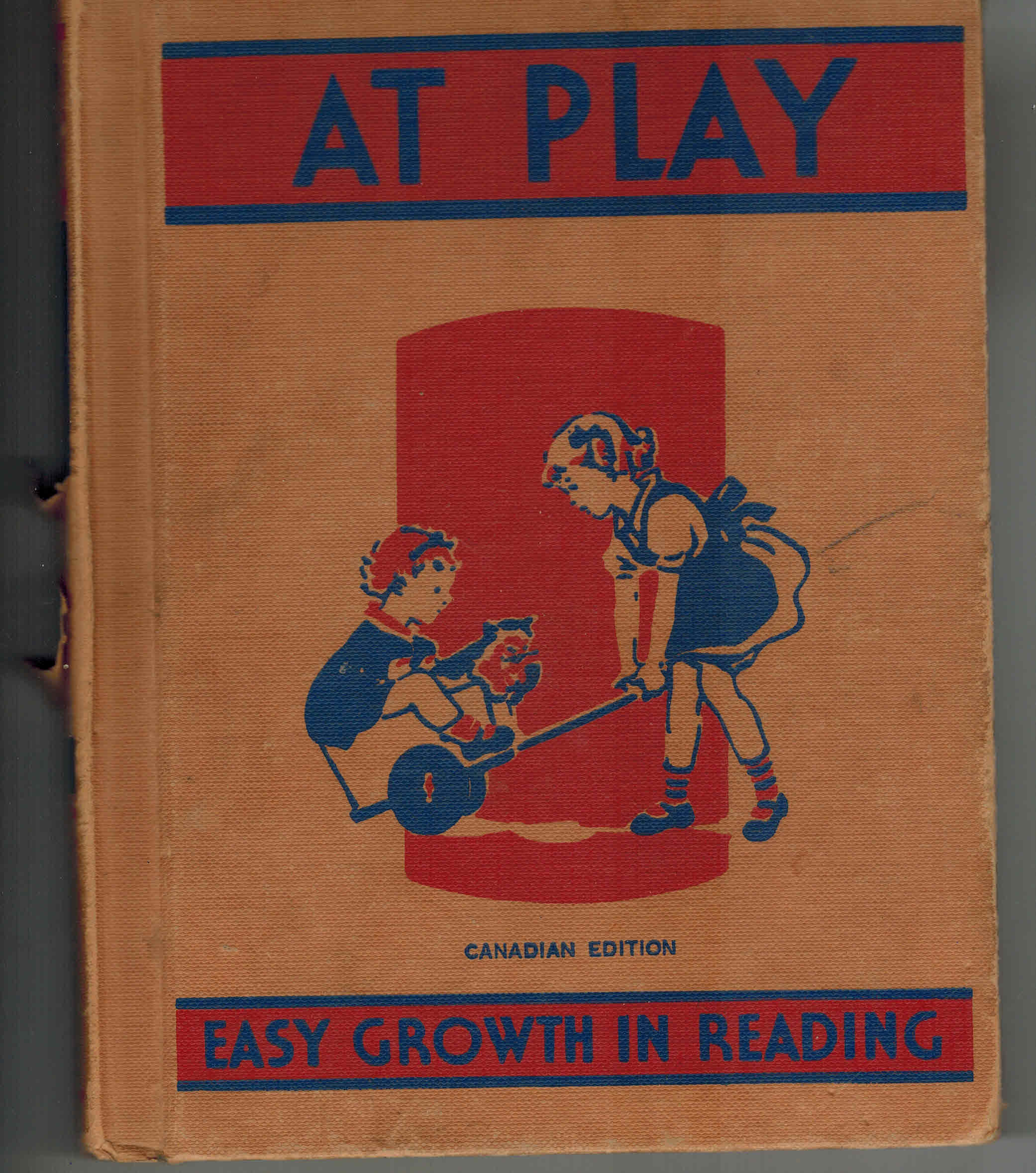 Image for At Play : Easy Growth in Reading Canadian Edition