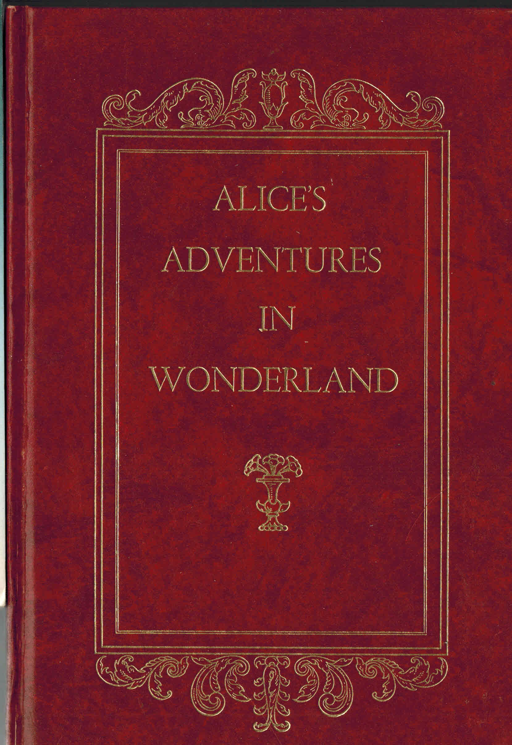 Image for Alice's Adventures on Wonderland