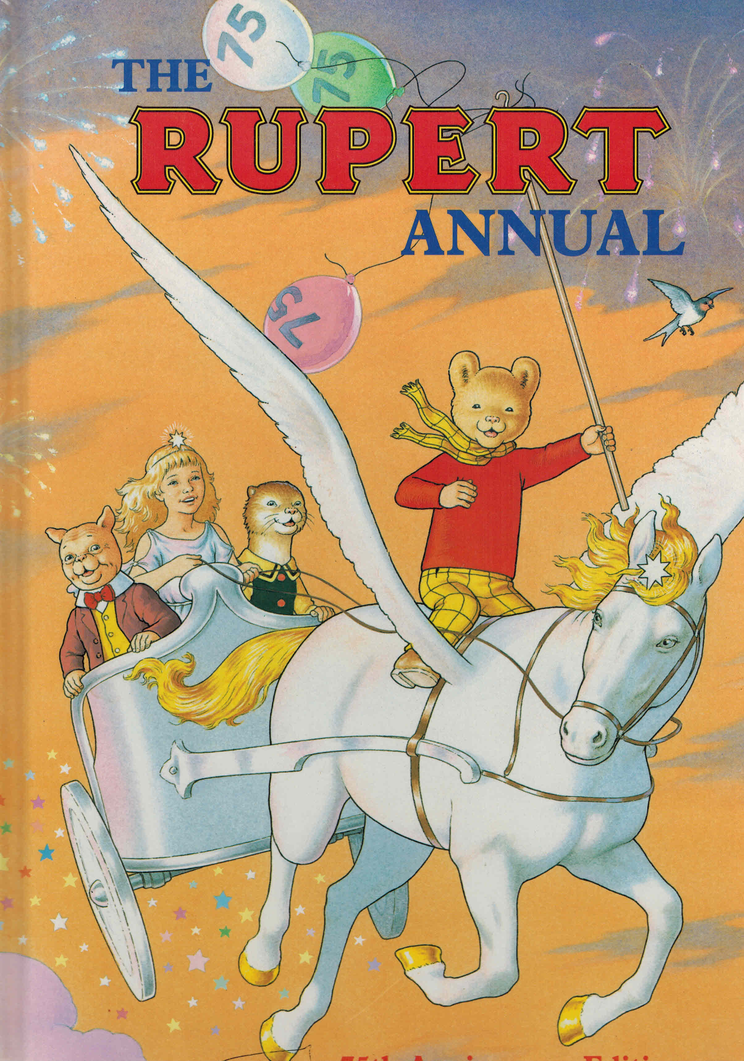 Image for The Rupert Annual, 75th Anniversary Edition