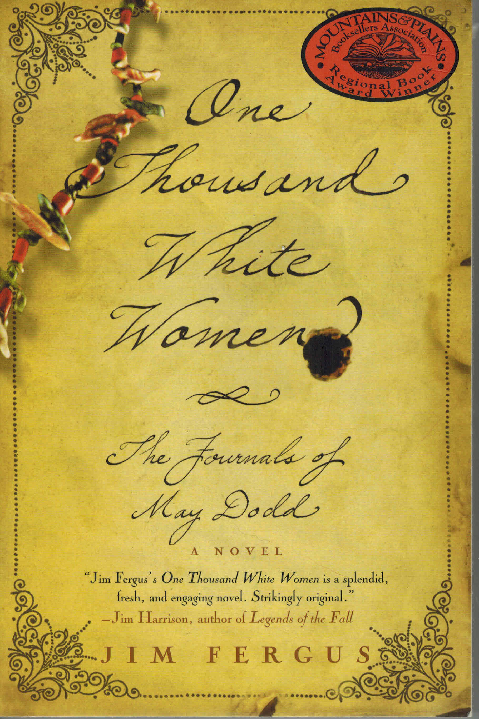 Image for One Thousand White Women: The Journals of May Dodd (One Thousand White Women Series, 1)