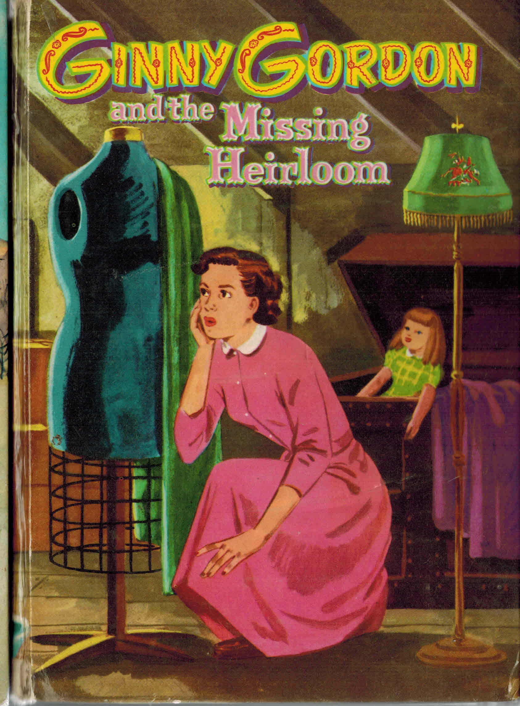 Image for Ginny Gordon and the Missing Heirloom