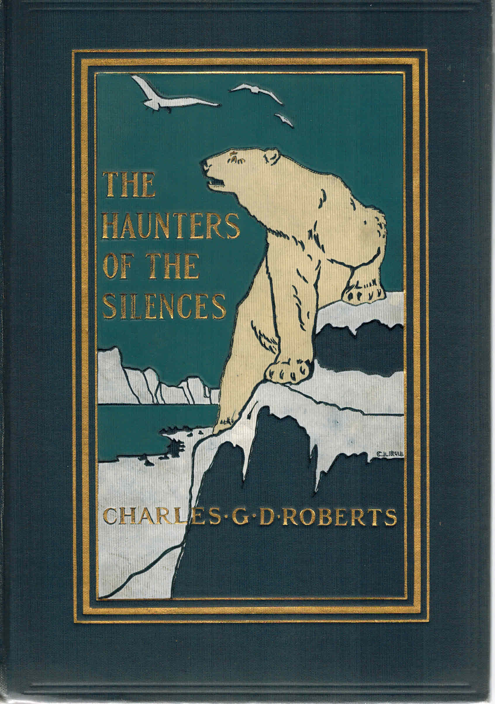 Image for Haunters of the Silences : A Book of Animal Life