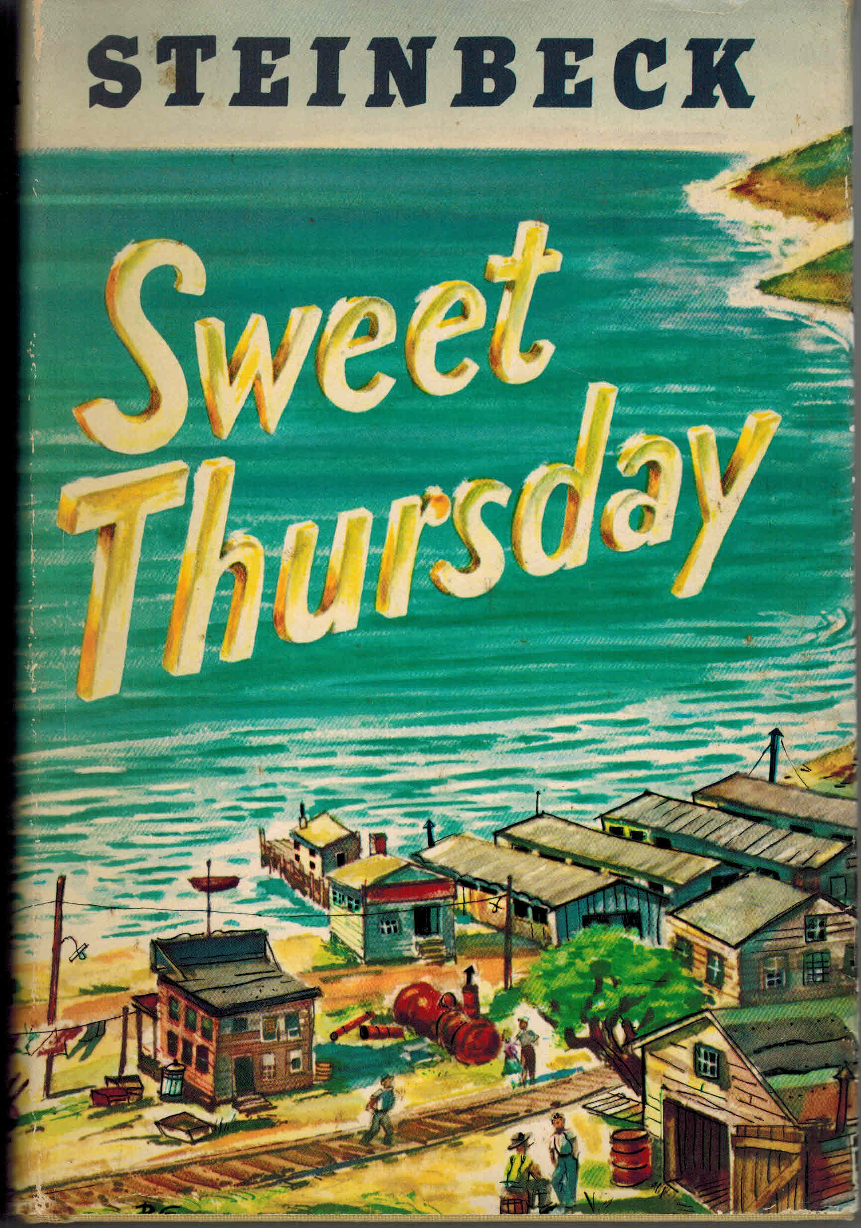 Image for Sweet Thursday